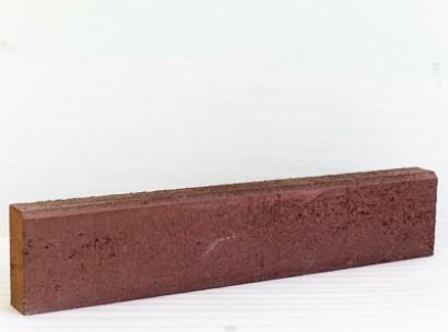 Бордюр тротуарный (коричневый)