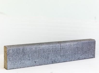 Бордюр тротуарный (серый)